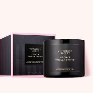 Victoria's Secret Peony and vanilla orchid candle